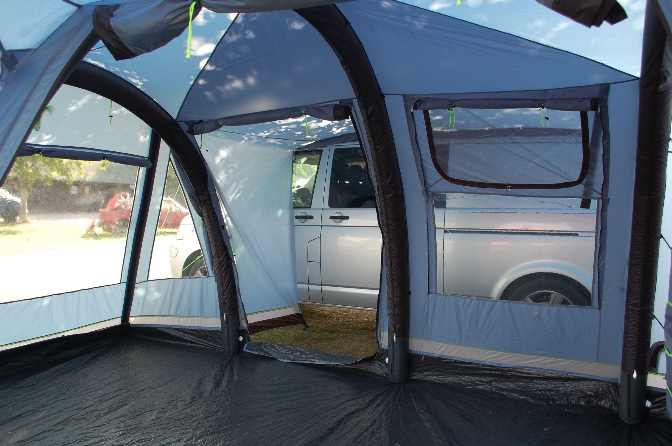 Khyam Aerotech 4xl Driveaway Awning Airbeams Camper
