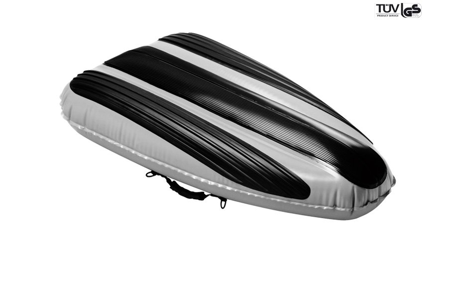 Airboard Classic 130X Inflatable Sledge Underside