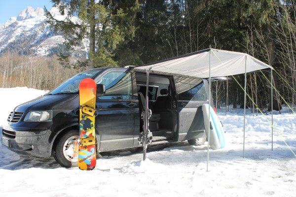 Khyam Sun Canopy with T5
