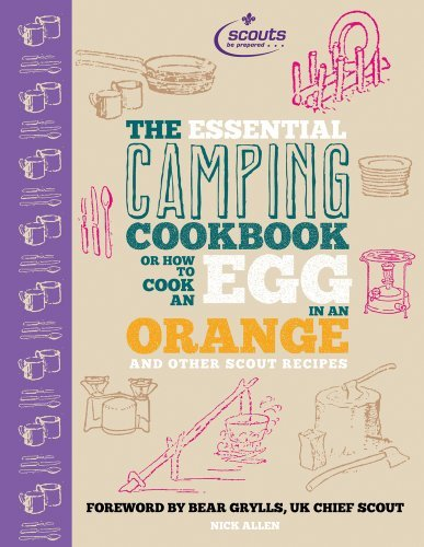 how to cook in camping