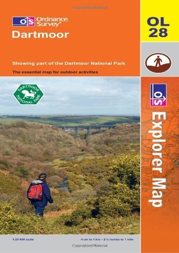 Dartmoor (OS Explorer Map)