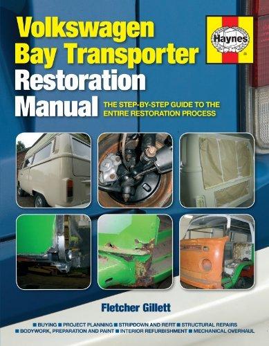 Volkswagen Bay Transporter Restoration Manual Restoration
