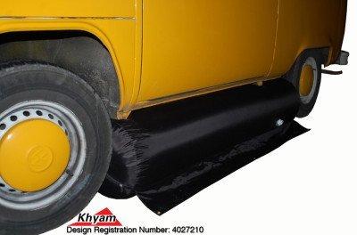 Khyam Camper Baffle Inflatable Draught Skirt