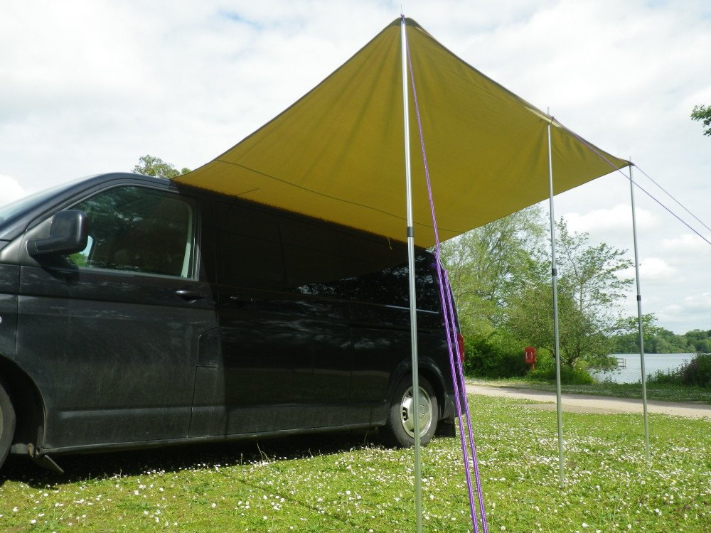 Cotton Canvas Sun Canopy