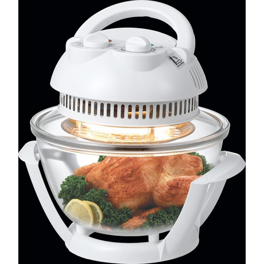 Blue Diamond 3.5l Halogen Convection Oven Cooker