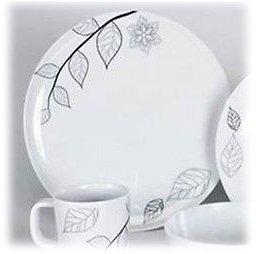 4 Melamine Dinner Plates