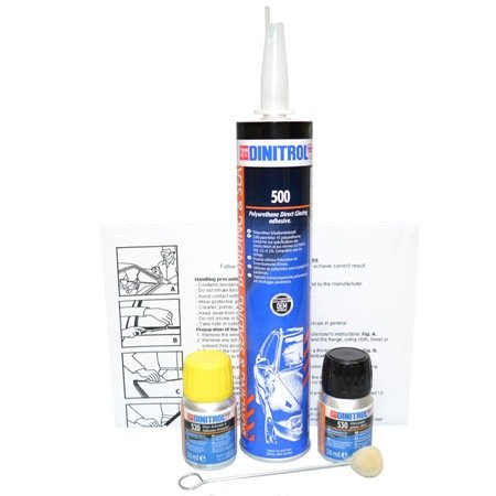 Dinitrol 500 Window Bonding Kit