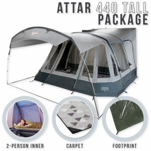 Vango Airbeam Attar 440 Tall