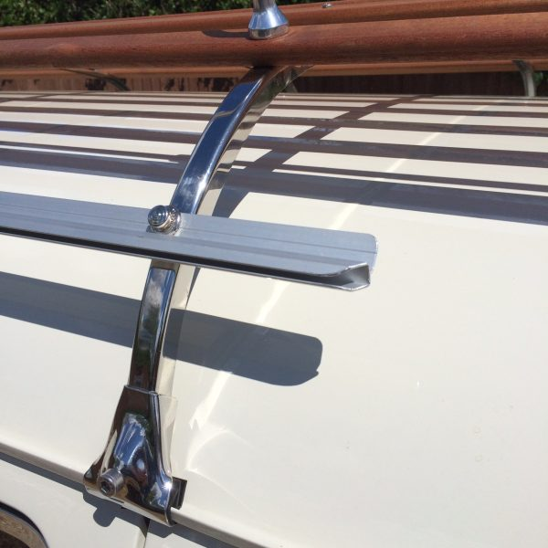 Removable Awning Rail Channel