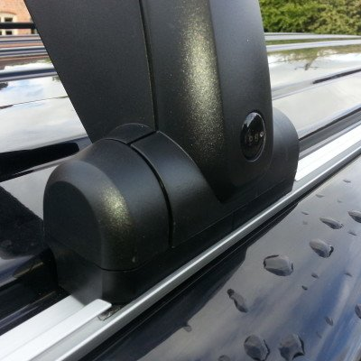 Vw T5 Bolted Awning Rail Vw Logo Roof Rack Camper Essentials