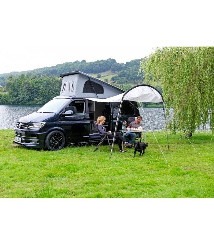 Vango 2m Sun Canopy on Camper