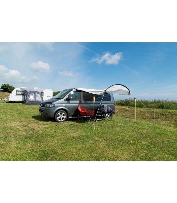 Vango 2m Sun Canopy on VW T5 T6