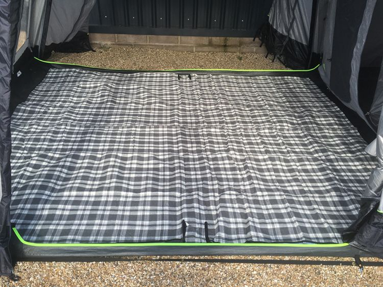 Khyam 3.4m x 2.8m Universal Carpet