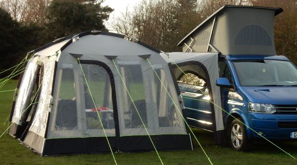 Khyam Motordome Classic 380 Quick Erect Driveaway Awning