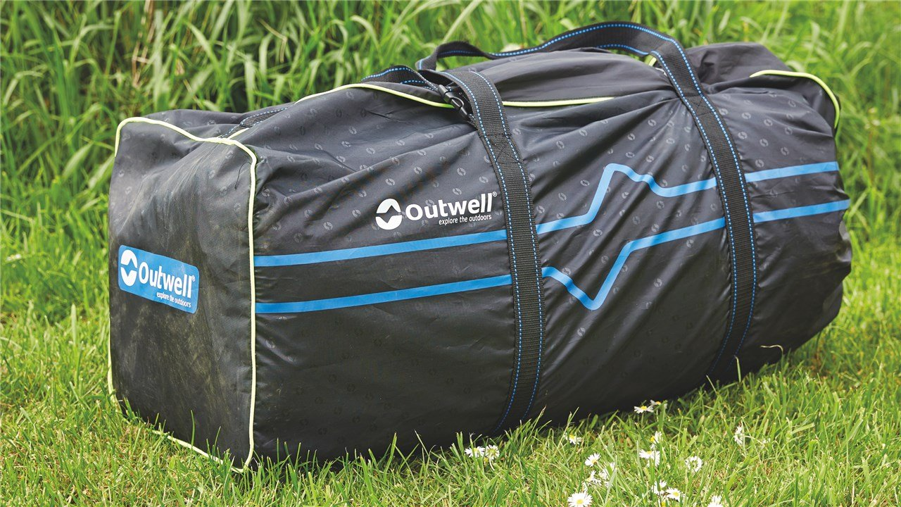 Outwell San Diego Freeway Smart Air Awning Camper Essentials