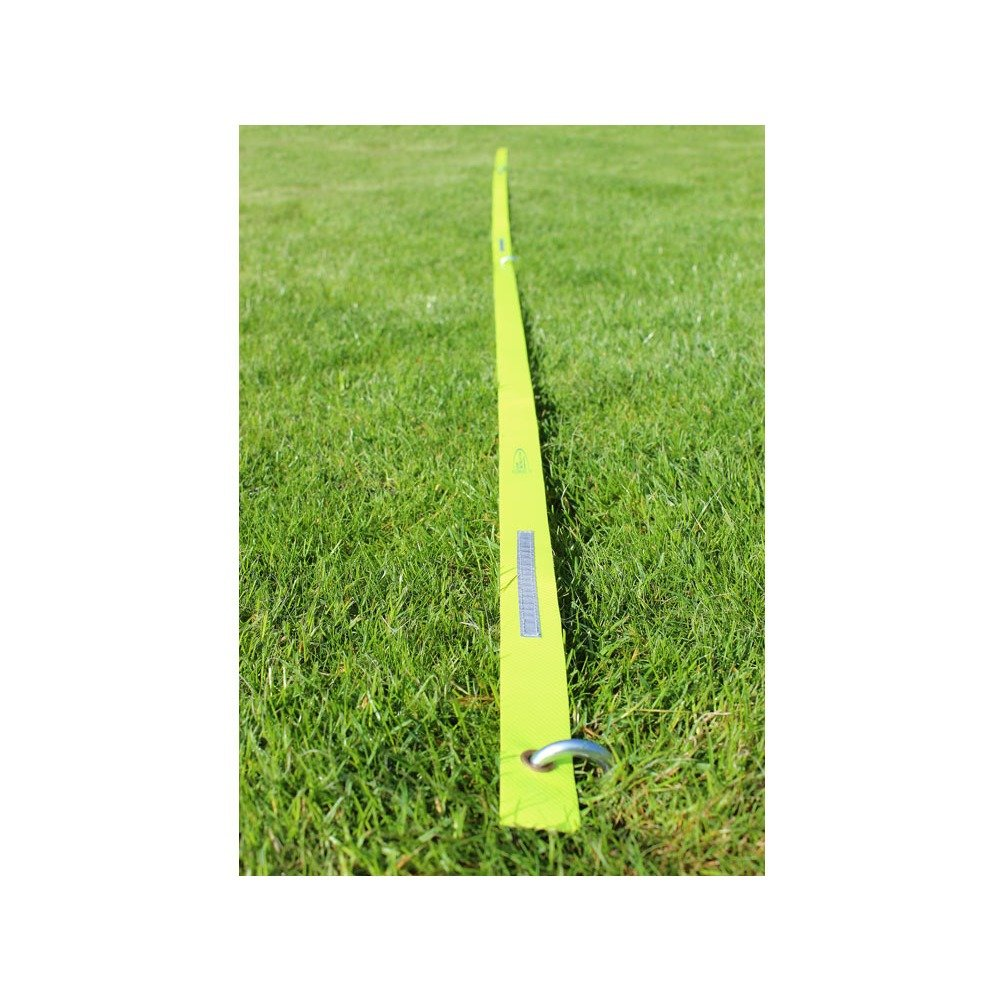 Driveaway Awning Lining Up Runway Strip