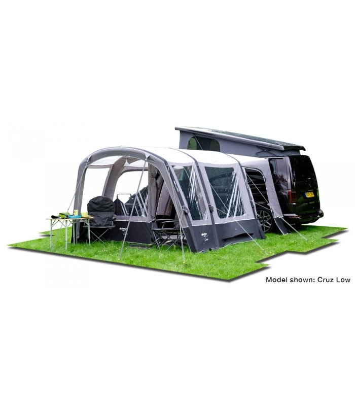 Vango Cruz Driveaway Awning Low Height 2017