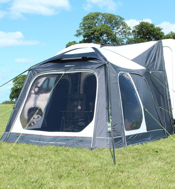 2017 Outdoor Revolution MoveAirLite Classic Standard Awning