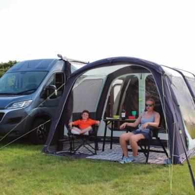 2017 Outdoor Revolution Movelite T5 Kombi Flex Driveaway Air Awning Flexible Awning