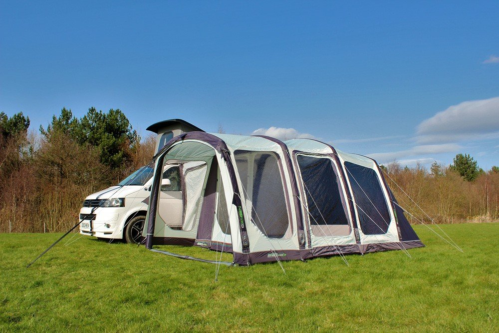 Outdoor Revolution Movelite T4 2018 Airbeam Driveaway Awning