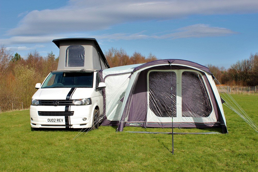 Outdoor Revolution Movelite T4 2018 Lowline Airbeam Driveaway Awning Tent