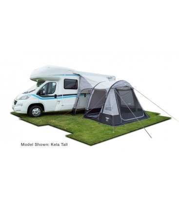 Vango Airbeam Kela III Low Height Air Away Driveaway Awning