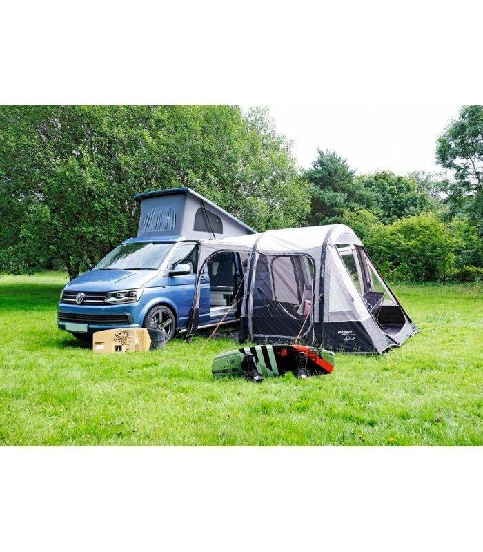 Vango Airbeam Kela IV Low Driveaway Awning 2018 Camper Awning