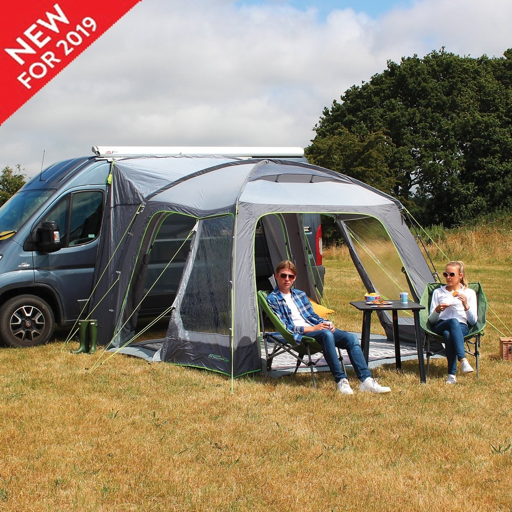 Outdoor Revolution Movelite Cayman Driveaway Awning 2019