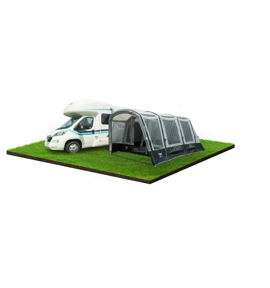 Vango Galli Ii Low Driveaway Awning 2018 Camper Essentials