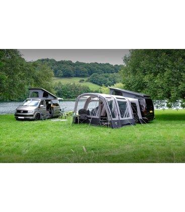 Vango Cruz Ii Low Driveaway Awning 2018 Camper Essentials