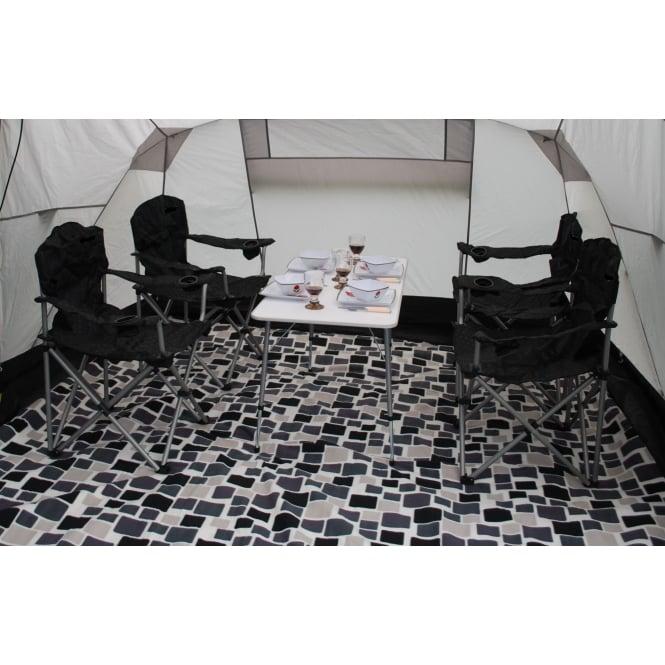 khyam 2.85m x 3.65m carpet