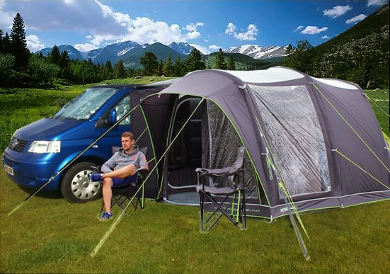 2017 Outdoor Revolution Movelite Cayman Cacos Uno Driveaway Awning