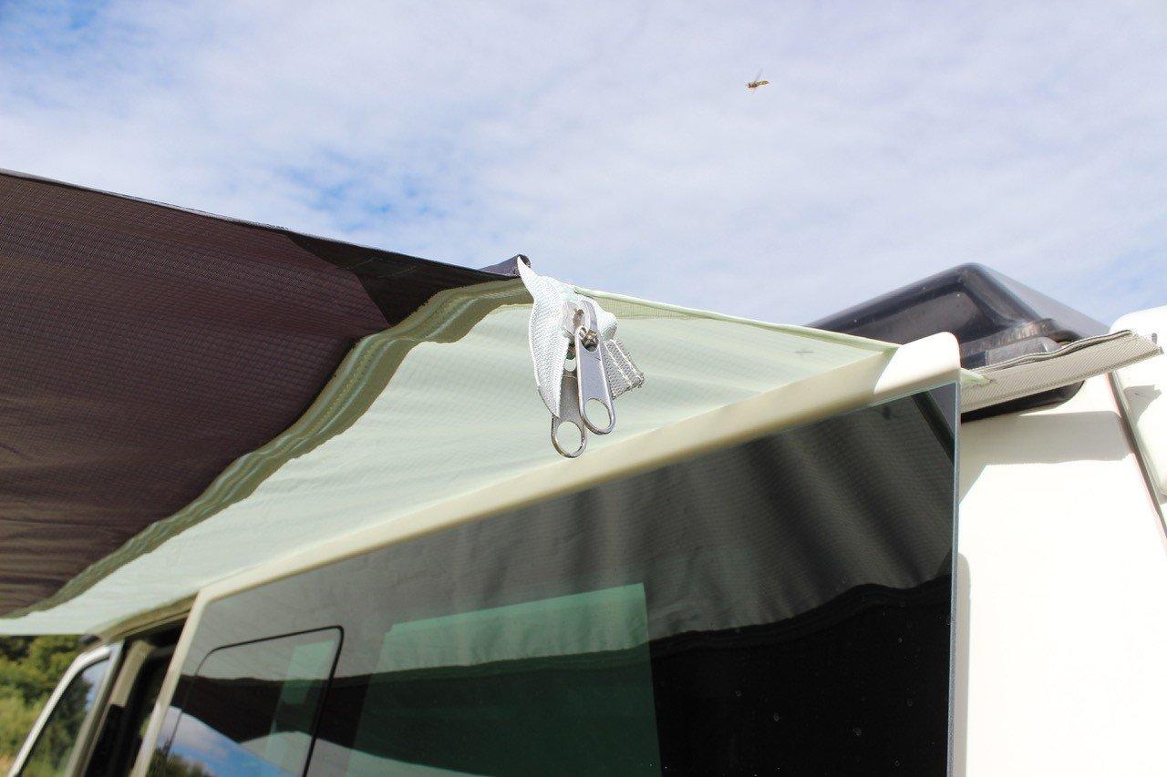 2018 Outdoor Revolution Movelite Canopy Retro Connector zipper