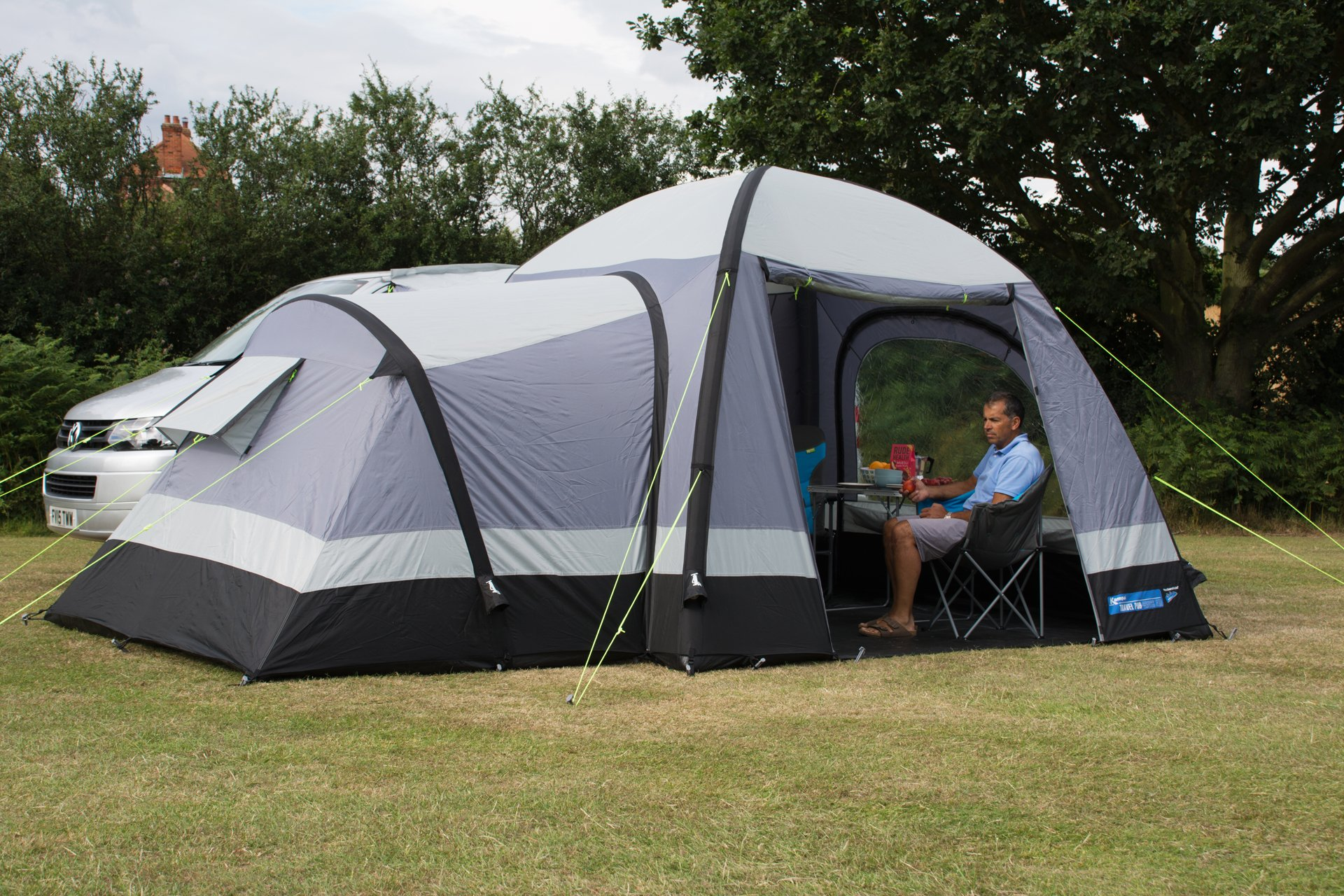 Kampa Annexe for Travel Pod Cross AIR Driveaway Awning