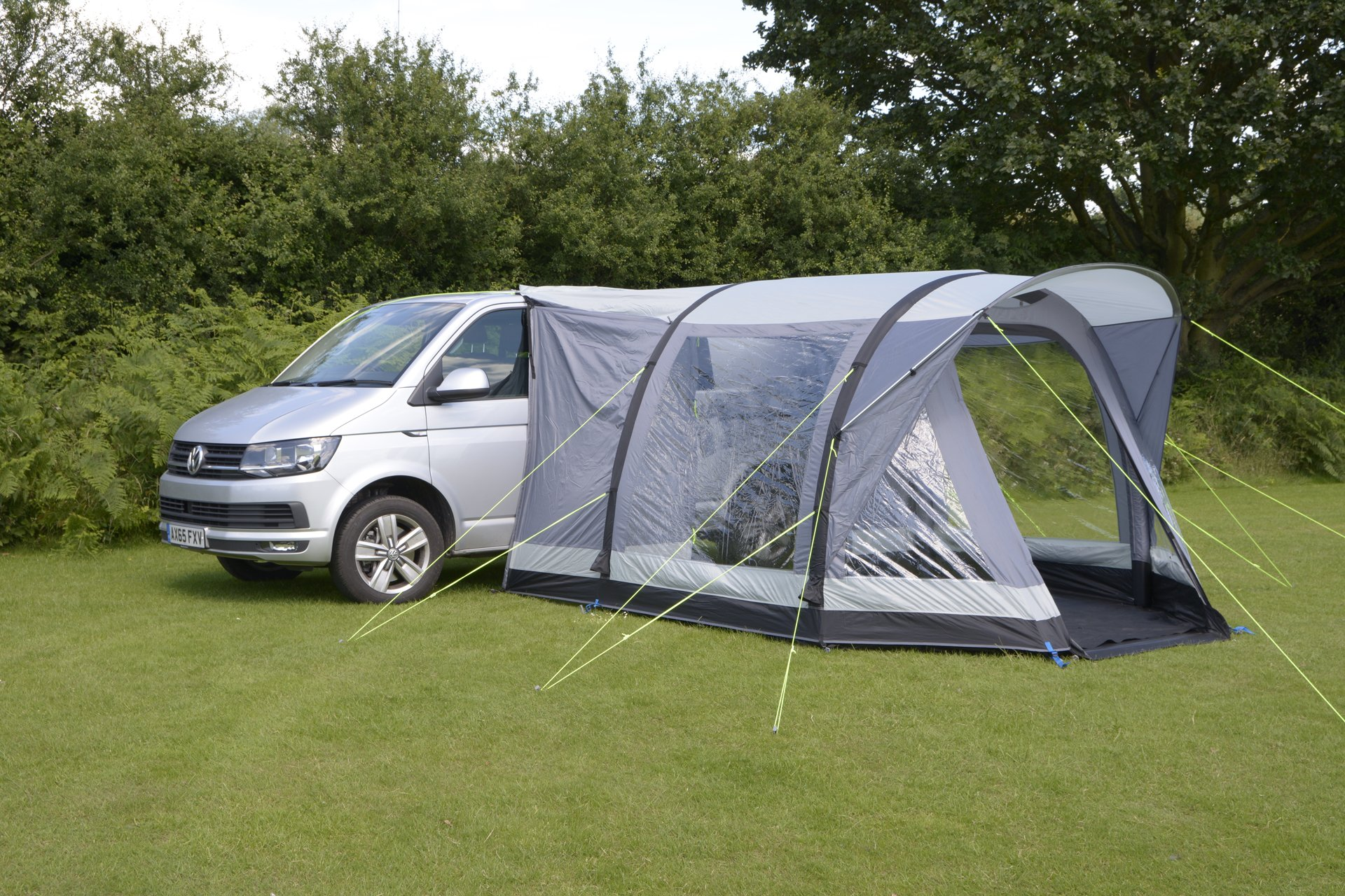 Kampa Travel Pod Action AIR VW Driveaway Awning front