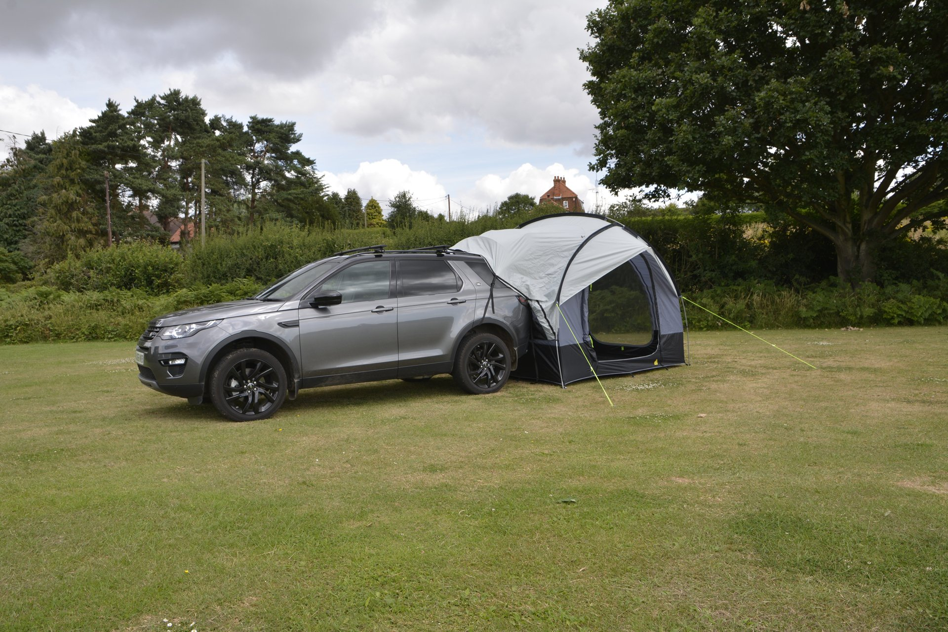Kampa Travel Pod Tailgater AIR Driveaway Awning