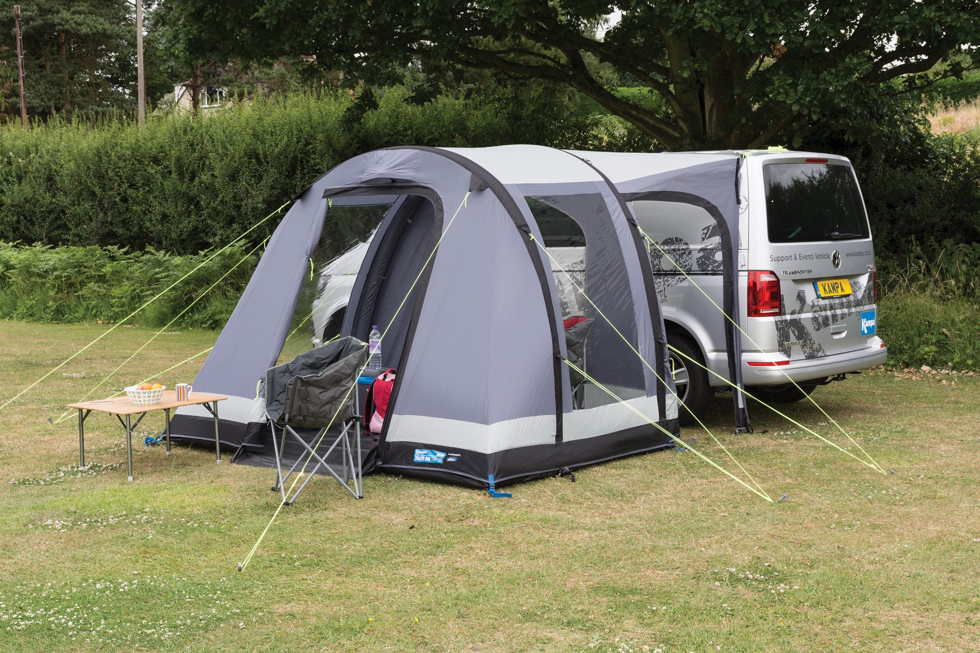 Kampa Travel Pod Trip AIR Driveaway Awning