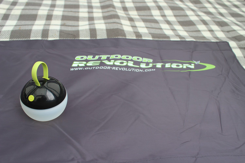 Outdoor Revolution Lumi Lite Usb Camping Lantern Camper