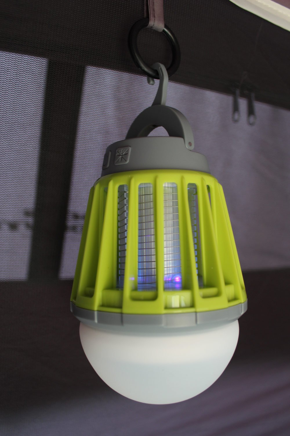 Outdoor Revolution Lumi Mosquito Light USB Camping Lantern overview