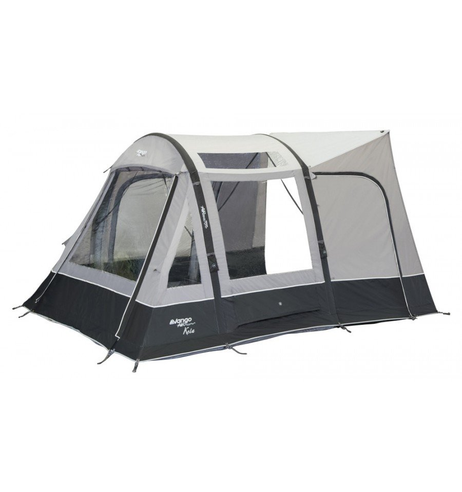 Vango Airbeam Kela IV Low Driveaway Awning 2018 Bundle