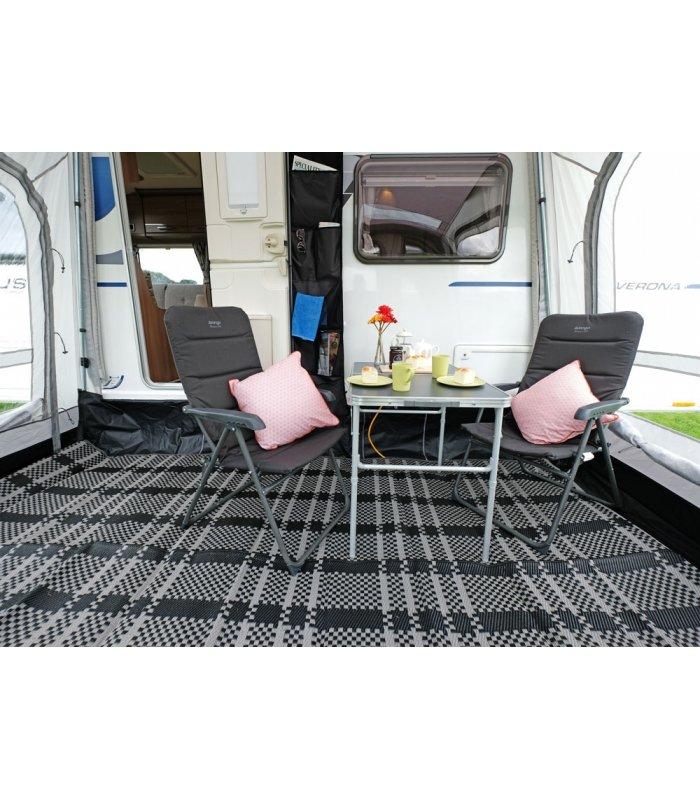 Vango Granite Duo 120 Table inside