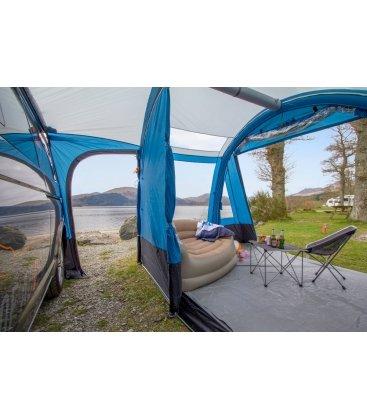 Vango Idris II Tall Driveaway Awning 2018 Bundle inside
