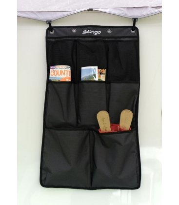 Vango Sky Storage 8 Pocket Organiser used