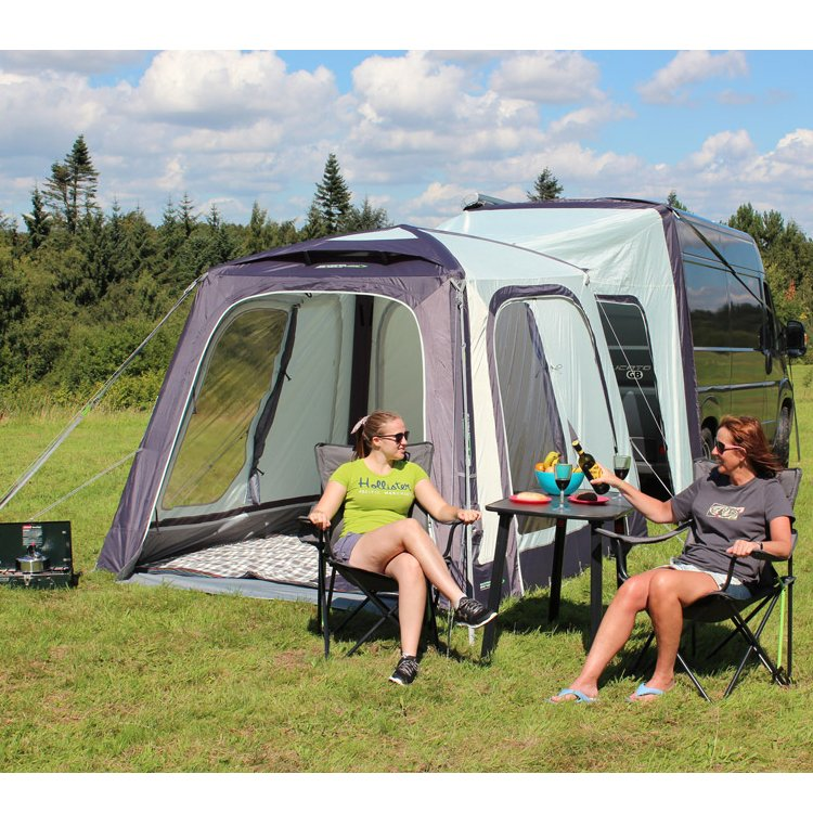 2018 Outdoor Revolution Movelite T1 Tailgate Airbeam Driveaway Awning
