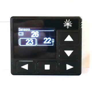 Autoterm Planar Diesel Heater Control Panel