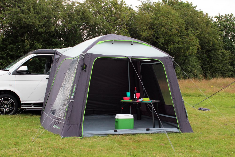 Outdoor Revolution Movelite Cayman Air Driveaway Awning 2018