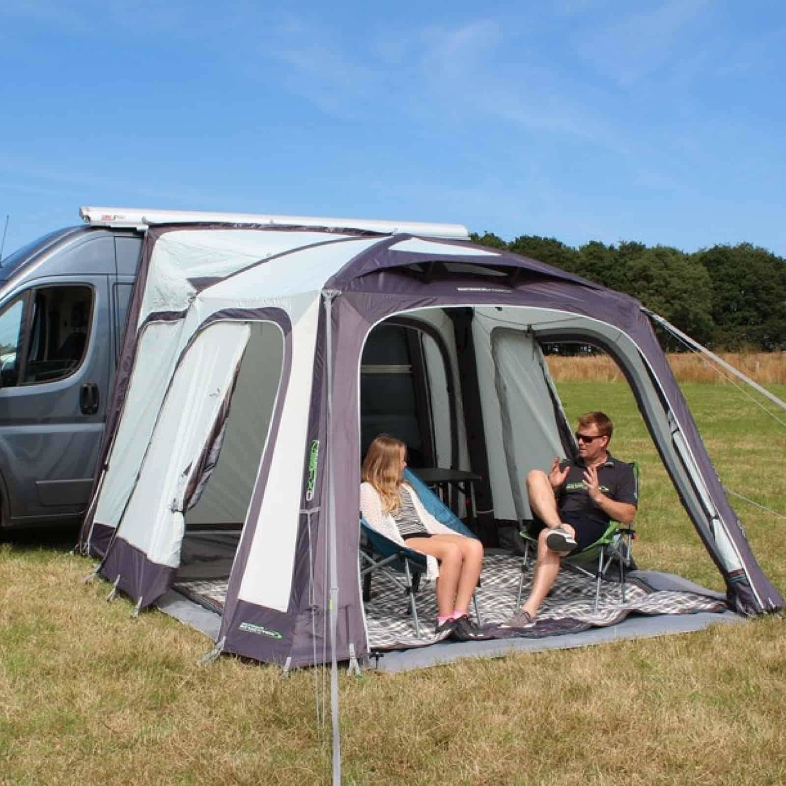 2018 Outdoor Revolution Movelite T1 Airbeam Driveaway Awning Motorhome