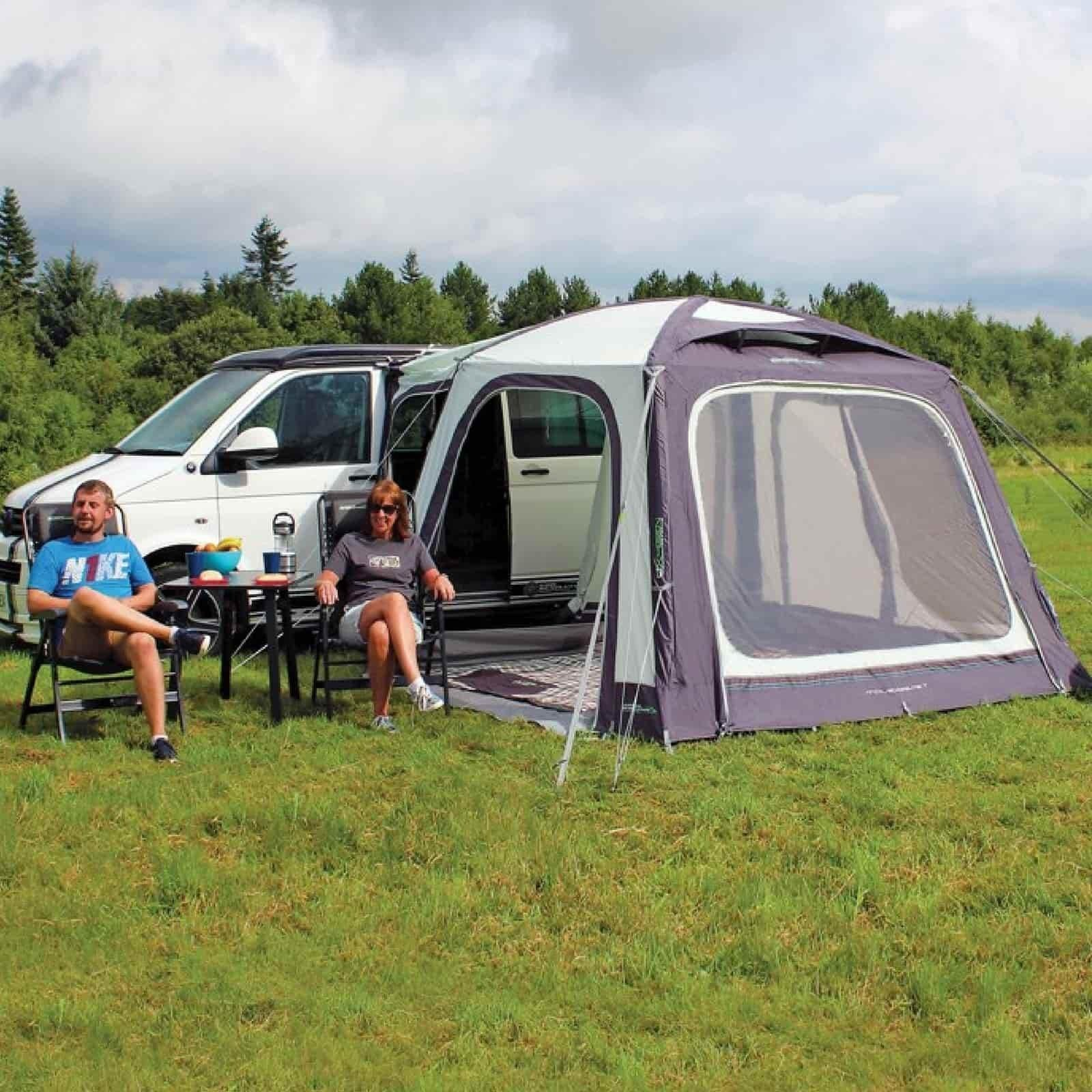2018 Outdoor Revolution Movelite T1 Airbeam Driveaway Awning