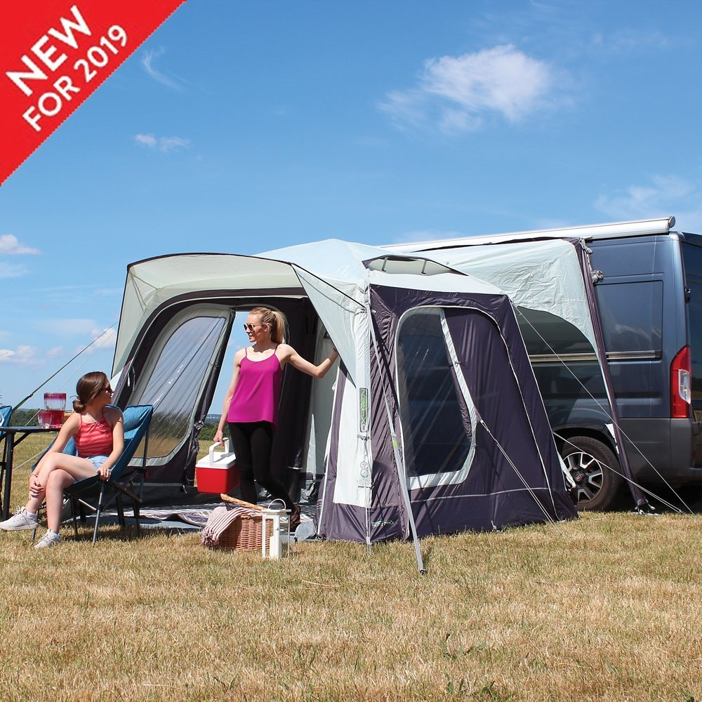 Outdoor Revolution Movelite T1 Airbeam Driveaway Awning
