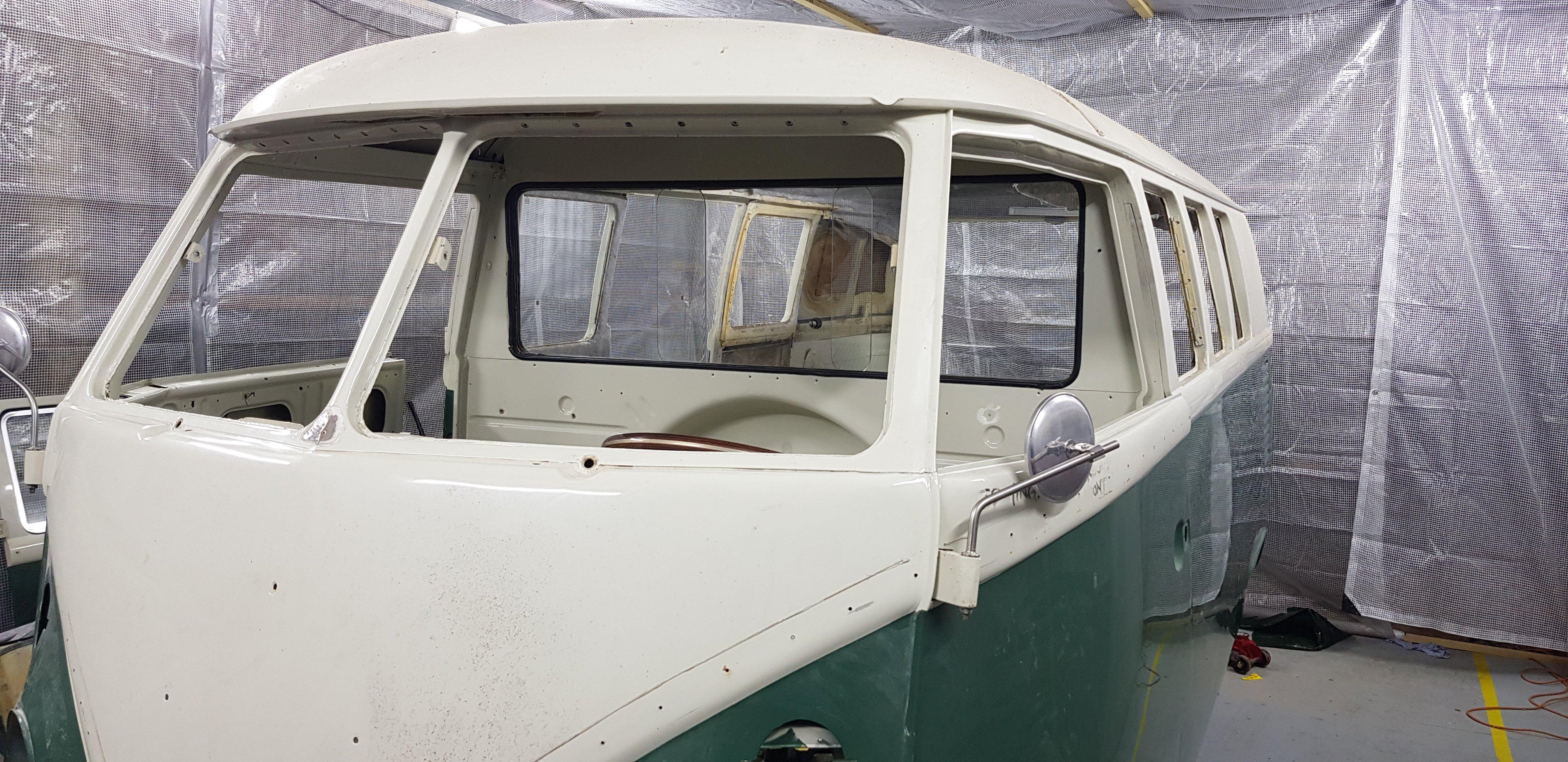 Classic Campervan Restoration